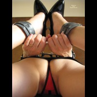 Ankle Cuffs - Bondage, Heels